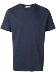 Crossley Basic T Shirt Blue