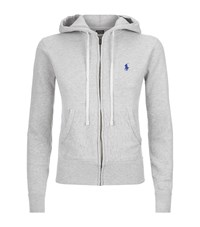 Polo Ralph Lauren Logo Embroidered Hoodie Female