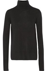 Line Serena Cashmere Turtleneck Sweater Black