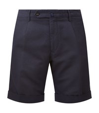 Slowear Tailored Shorts Male Navy