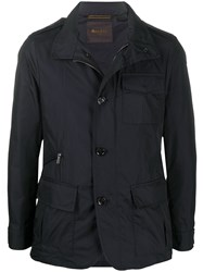 Moorer Slim Fit Shell Jacket 60
