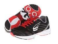 Spira Stinger Xlt Black Red White Men's Running Shoes
