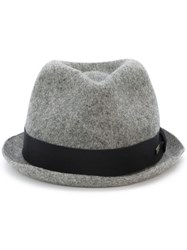 Dsquared2 Trilby Hat Grey
