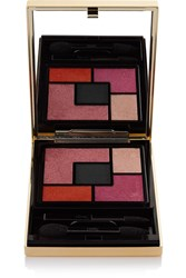 Yves Saint Laurent Beauty The Street And I Couture Palette Collector Keep An Eye On Me Pink