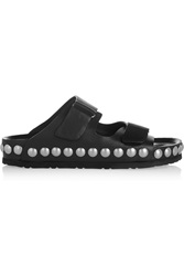 Giambattista Valli Studded Leather Sandals
