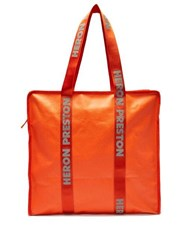 Heron Preston Logo Tote Bag Multi