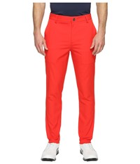 Puma Tailored Tech Pants High Risk Red Men's Casual Pants Multi