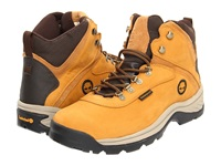 Timberland White Ledge Mid Waterproof Wheat Men's Hiking Boots Tan