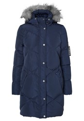 Vero Moda Down Coat Navy Blazer Dark Blue