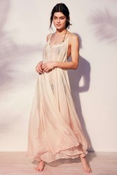 Out From Under Marion Midi Cover Up Dress Rose