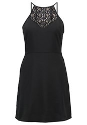 Evenandodd Cocktail Dress Party Dress Black