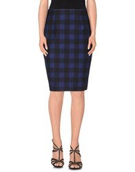 Finders Keepers Skirts Knee Length Skirts Women Dark Blue