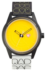 Harajuku Lovers Resin Solar Watch 40Mm Limited Edition Rad