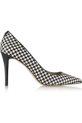 Michael Michael Kors Elisa Houndstooth Calf Hair Pumps