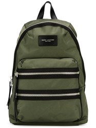 Marc Jacobs Biker Backpack Green