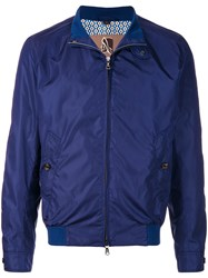Sealup Classic Bomber Jacket Blue