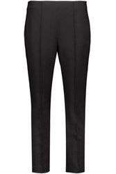 Theory Alettah Stretch Crepe Skinny Pants Black