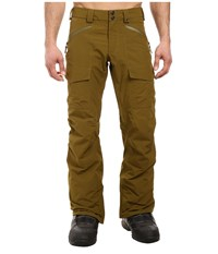 Burton Rotor Pants Fir Men's Casual Pants Brown