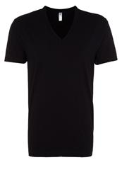 American Apparel Basic Tshirt Black