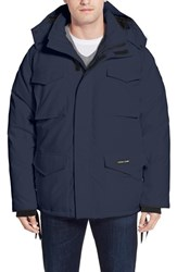 Canada Goose Men's 'Constable' Regular Fit Water Resistant Down Parka Navy