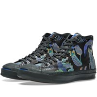Converse Jack Purcell Signature Carnivorous Mid Black