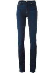 7 For All Mankind 'Kimmie' Bootcut Jeans Blue