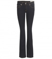 Rag And Bone Flared Jeans Blue