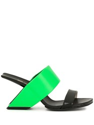 United Nude Abstract Loop Sandals 60