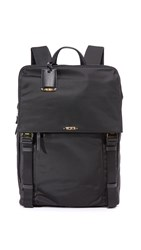 Tumi Sacha Flap Backpack Black