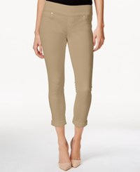 Styleandco. Style And Co. Petite Ankle Jeggings Bright White Wash Only At Macy's French Birch