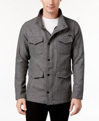 Ezekiel Men's Colt Jacket Charcoal