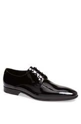 Lloyd 'Jerez' Plain Toe Derby Black Patent