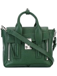 3.1 Phillip Lim Mini Pashli Satchel Green