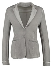 Tom Tailor Blazer Medium Silver Grey