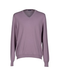 Malo Sweaters Light Pink
