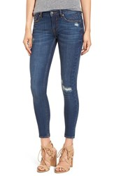 Vigoss Women's 'Chelsea' Ripped And Repaired Skinny Jeans