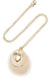 J.W.Anderson Jw Anderson Gold Tone Necklace