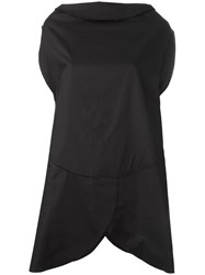 Societe Anonyme Big Circles Top Black