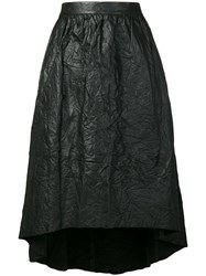 Zadig And Voltaire Textured Skirt Black