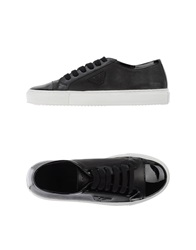 Emporio Armani Low Tops And Trainers Black