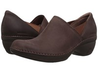 Merrell Emma Leather Brunette Boots Brown