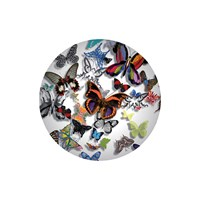 Christian Lacroix Butterfly Parade Paperweight