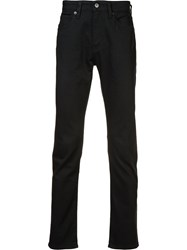 Levi's Made And Crafted Stretch Slim Fit Jeans Black