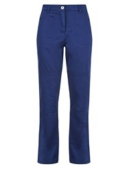 Dash Utility Trouser Long Dark Blue