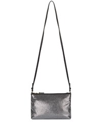 Jaeger Julianne Metallic Leather Bag