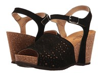 Spring Step Lauralyn Black Women's Shoes