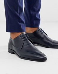 Hugo Appeal Derby Shoes In Blue