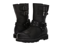 Harley Davidson Marmora Black Women's Pull On Boots