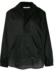 Givenchy Lightweight Pullover Jacket Black