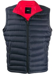 Boss Packable Quilted Down Gilet 60